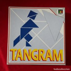 Puzzles: TANGRAM, DISET. REF 3416 SIN USAR !. Lote 161496570