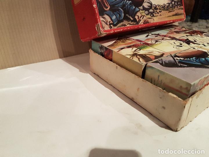 Puzzles: antiguo rompecabezas puzzle de cubos vermihe numero 12 ver fotos - Foto 4 - 161924638