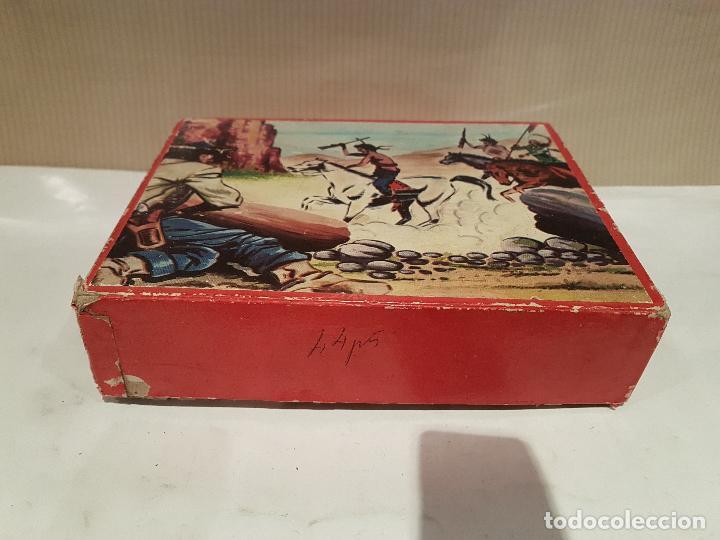 Puzzles: antiguo rompecabezas puzzle de cubos vermihe numero 12 ver fotos - Foto 8 - 161924638