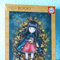 Puzzles: PUZZLE EDUCA DE 1000 PIEZAS GORJUSS - PRECINTADO. Lote 162422374