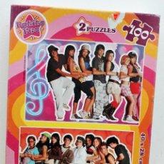 Puzzles: PUZZLE PTITO FEO. CONTIENE 2 PUZZLES 100 PIEZAS. TAMAÑO 40X28 CM. Lote 162446518