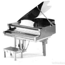 Puzzles: PUZZLE EN 3D PIANO MUSICAL ( ACERO INOXIDABLE). Lote 162462250
