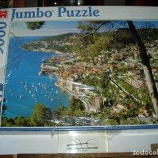 Puzzles: PUZZLE JUMBO 3000 PIEZAS + PUZZLE 1500 PIEZAS DISET. Lote 163746402