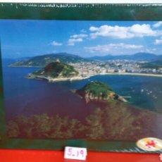 Puzzles: PUZZLE 1000 P. PLAYA DE LA CONCHA-SAN SEBASTIÁN.DISET 1999.NUEVO EN CAJA RETRACTILADA FÁBRICA.. Lote 219049227