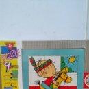 Puzzles: PUZZLE MADERA 9 P. NIÑO JUGANDO.DIDACTA-EDUCA 1998.NUEVO EN CAJA RETRACTILADA FÁBRICA.. Lote 165239800