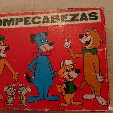 Puzzles: ANTIGUO ROMPECABEZAS. Lote 165179386