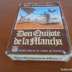 Puzzles: ROMPECABEZAS DON QUIJOTE DE LA MANCHA. Lote 165406814