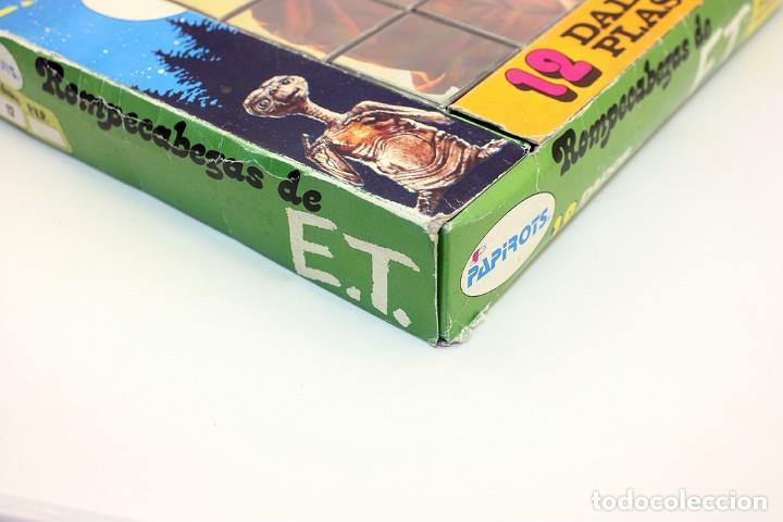 Puzzles: ET EL EXTRATERRESTRE - ROMPECABEZAS CUBOS DE PAPIROTS - AÑOS 80 - MADE IN SPAIN - Foto 5 - 167063848