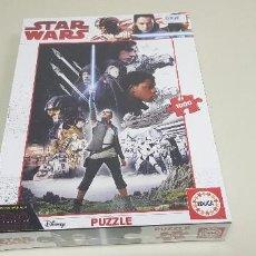Puzzles: S9 - PUZZLE EDUCA STAR WARS 1000 PIEZAS NUEVO PRECINTADO. Lote 167451452