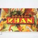 Puzzles: PUZZLE / ROMPECABEZAS PLUBLICITARIO - NESTLE / PORT AVENTURA - DRAGON KHAN - CARTÓN - NUEVO. Lote 167806900