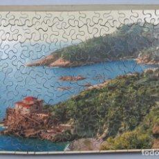 Puzzles: PUZZLE DE MADERA LITOGRAFIADO. ESCENA MAR. AÑOS 20-30. Lote 168221736