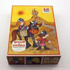 Puzzli: WICKIE EL VIKINGO - ROMPECABEZAS CUBOS - DALMAU CARLES PLA - NUEVO - PUZZLE - REF. 662. Lote 168373900