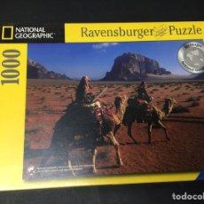 Puzzles: PUZZLE NATIONAL GEOGRAPHIC RAVENSBURGER 1000 PIEZAS PRECINTADO. Lote 168509334