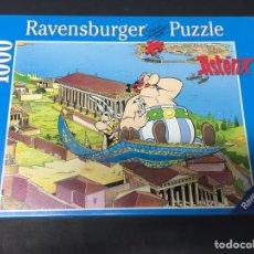 Puzzles: PUZZLE RAVENSBURGER ASTERIX PRECINTADO 1000 PIEZAS. Lote 168511224