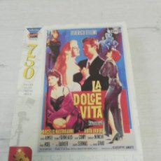 Puzzli: PUZZLE 750 PIEZAS, LA DOLCE VITA, NUEVO. Lote 169051916