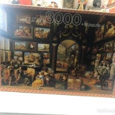 Puzzles: PUZZLE EDUCA 8000 PIEZAS - A. MAGNO VISITANDO EL ESTUDIO DE APELLES SOLO USADO UNA VEZ COMPLETO. Lote 171130209