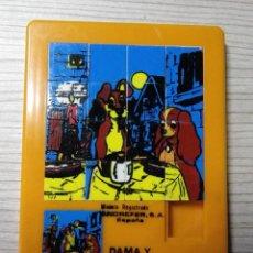 Puzzles: PUZZLE LA DAMA Y EL VAGABUNDO - ANDREFER - ESPAÑA. Lote 171205200
