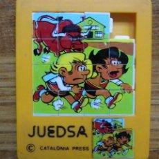 Puzzles: PUZZLE ZIPI Y ZAPE - JUEDSA - CATALONIA PRESS. Lote 171205619