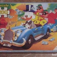 Puzzles: PUZZLE EDUCA 200 PIEZAS DEL TIO GILITO. Lote 171277058