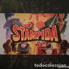 Puzzles: PUZZLE NESTLE - COLECCIÓN PORT AVENTURA - STAMPIDA - NUEVO NUNCA USADO. Lote 171668703