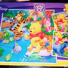 Puzzles: PUZZLE MADERA WINNIE. Lote 172163204