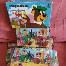 Puzzles: ROMPECABEZAS BORRAS HANNA BARBERÁ AÑOS 60-70. Lote 172474519