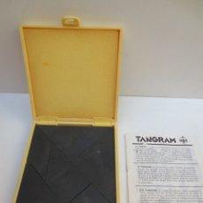 Puzzles: TANGRAM - JUEGOS CAYRO - 15X15CM. Lote 172575199