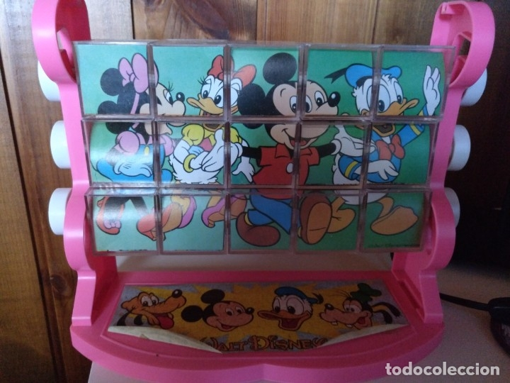 Puzzles: Puzzle cubos Disney antiguo - Foto 3 - 173642138