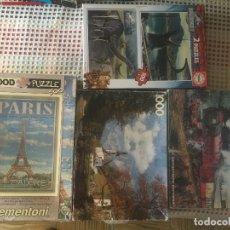 Puzzles: LOTE DE PUZZLES.. Lote 173922443