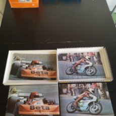 Puzzles: PUZZLES VIPO SERIE RALLY COMPLETO AÑOS 70. Lote 174522634