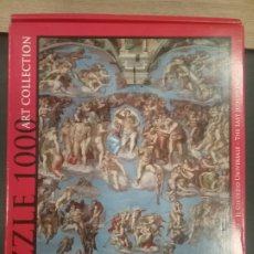 Puzzles: PUZZLES 1000 PIEZAS 48 CM X 67 CM MICHELANGELO. Lote 175045480