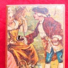 Puzzles: PUZLE ROMPECABEZAS DE 6 CUBOS DE MADERA MACIZA MUY ANTIGUOS - CIRCA 1900 . Lote 175114810