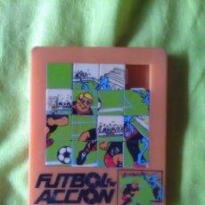 Puzzles: PUZZLE LABERINTO FUTBOL ACCION. Lote 175169358