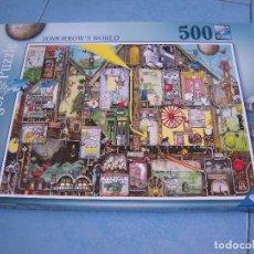 Puzzles: PUZLE EL MUNDO FUTURO RAVENSBURGER 500 PIEZAS. Lote 175256605