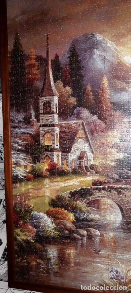 Puzzles: ESPECTACULAR PUZZLE DE PAISAJE ENMARCADO DESDE 5 EUROS VER FOTOS DESCRIPCION - Foto 2 - 175689615