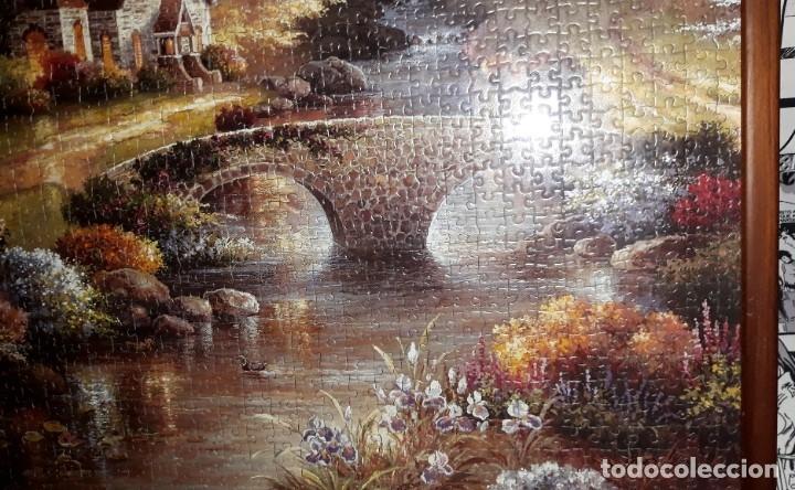 Puzzles: ESPECTACULAR PUZZLE DE PAISAJE ENMARCADO DESDE 5 EUROS VER FOTOS DESCRIPCION - Foto 3 - 175689615