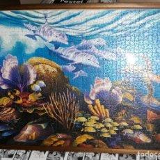 Puzzles: ESPECTACULAR PUZZLE DE PAISAJE MARINO ENMARCADO DESDE 5 EUROS VER FOTOS DESCRIPCION. Lote 175689822