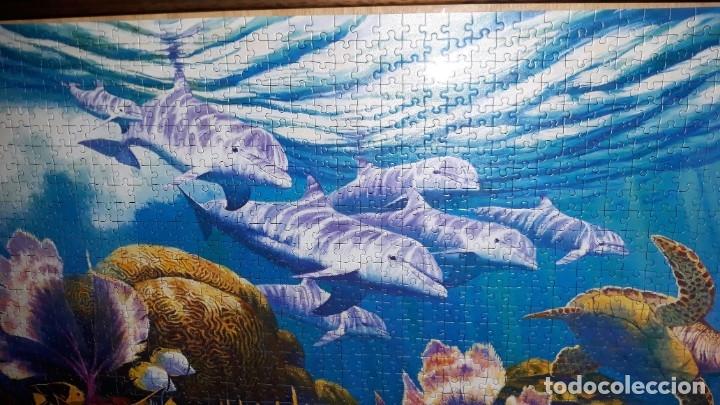 Puzzles: ESPECTACULAR PUZZLE DE PAISAJE MARINO ENMARCADO DESDE 5 EUROS VER FOTOS DESCRIPCION - Foto 3 - 175689822