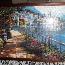 Puzzles: ESPECTACULAR PUZZLE DE PAISAJE ENMARCADO DESDE 5 EUROS VER FOTOS DESCRIPCION. Lote 175690279