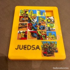 Puzzles: MINI PUZZLE JUEDSA MORTADELO FILEMON. Lote 175882945