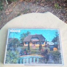 Puzzles: PUZZLE DE 1000 PIEZAS FISHERMAN'S HOUSE DE KING. Lote 176506660