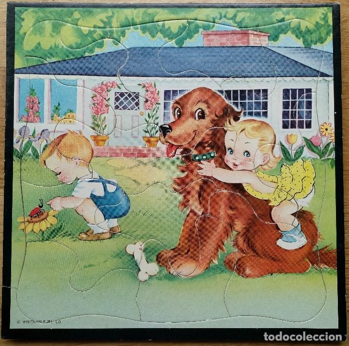 Puzzles: TRES PUZZLE FRAME WHITMAN - Foto 6 - 177695877