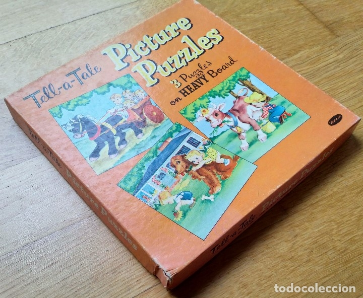 Puzzles: TRES PUZZLE FRAME WHITMAN - Foto 11 - 177695877