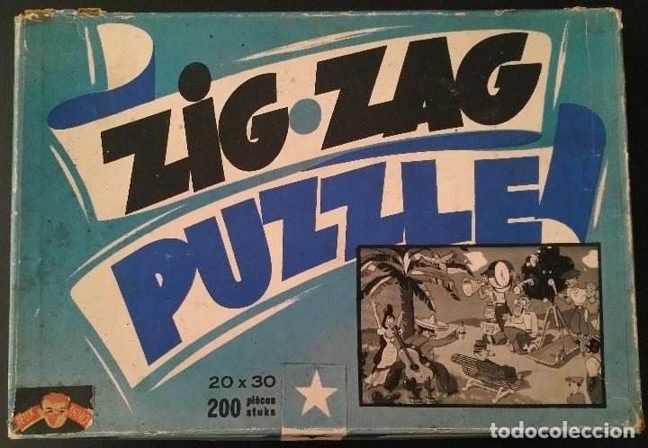 ANTIGUO PUZZLE 200 PIEZAS JEUX INNO (Juguetes - Juegos - Puzles)
