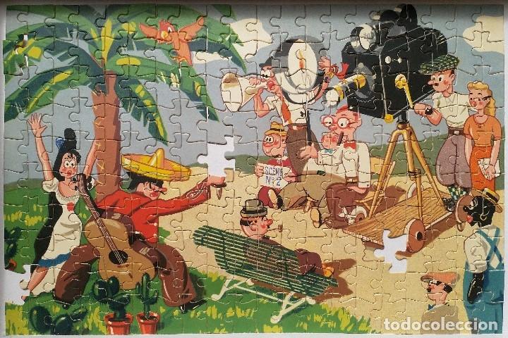 Puzzles: ANTIGUO PUZZLE 200 PIEZAS JEUX INNO - Foto 2 - 177696114