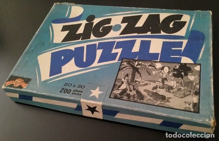 Puzzles: ANTIGUO PUZZLE 200 PIEZAS JEUX INNO - Foto 3 - 177696114