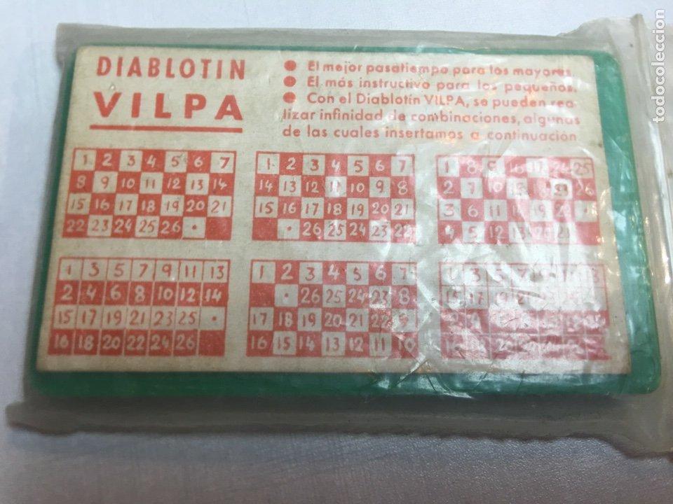 Puzzles: DIABLOTIN VILPA NUMEROS -SIN ESTRENAR EN BLISTER - INSTRUCCIONES ORIGINAL - DIFICIL DE CONSEGUIR - Foto 2 - 177765767