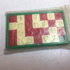 Puzzles: DIABLOTIN VILPA NUMEROS -SIN ESTRENAR EN BLISTER - INSTRUCCIONES ORIGINAL - DIFICIL DE CONSEGUIR. Lote 177765767