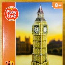 Puzzles: PUZZLE 3D BIG BEN. Lote 177851337