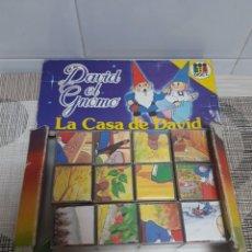 Puzzles: PUZZLE DADOS DAVID EL GNOMO. Lote 178562710